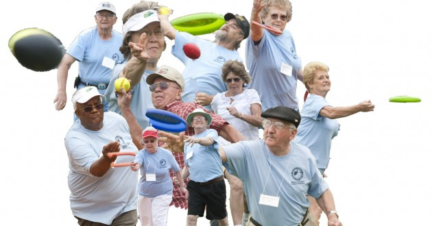 2015 Senior Olympics Scheduled