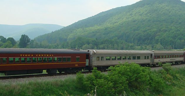 Pennsylvania Grand Canyon Train Ride