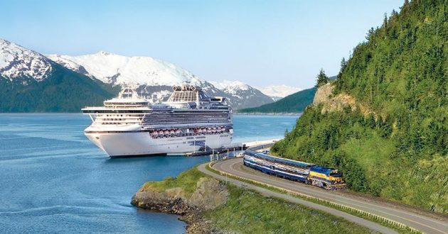 Alaska Land & Sea Tour