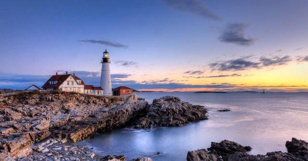 Maine Tour