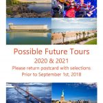 Future Tours and Trips