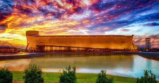 Ark Encounter & Creation Museum 2021