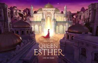 Queen Esther - Sight & Sound Theater - CANCELED