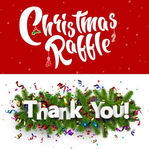 25 Days of Christmas Raffle